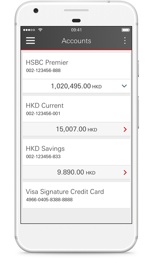 HSBC Mobile Apps | Banking and Social Payment - HSBC HK